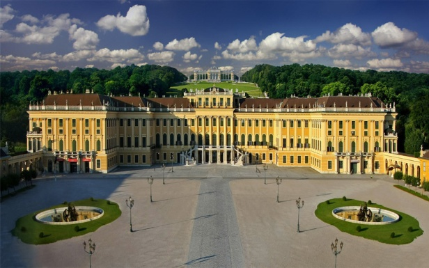 Schonbrunn-Palace-Vienna-City-Austria