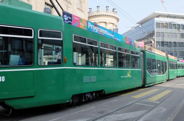 Basel tram